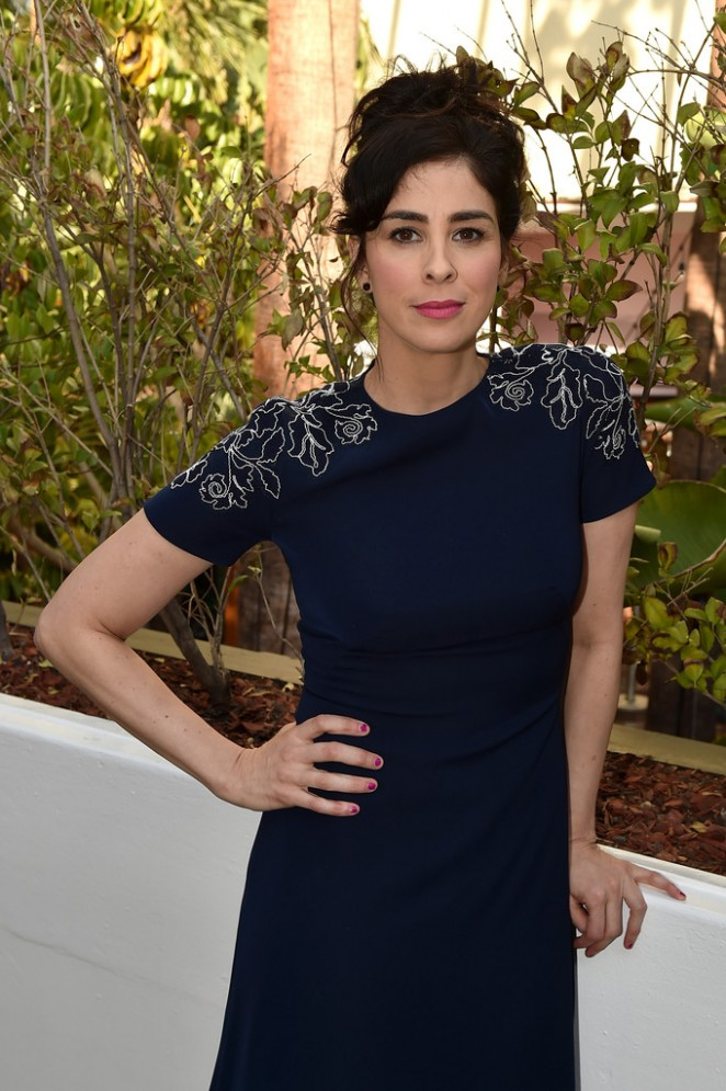 Sarah Silverman - 'Indie Contenders Roundtable' during AFI FEST 2015 in Hollywood