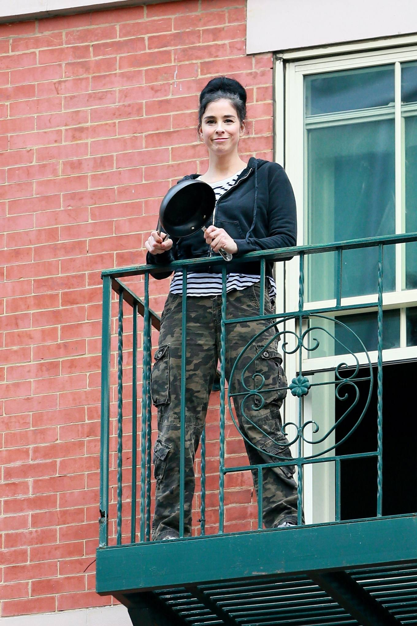 Sarah Silverman - Out in New York City
