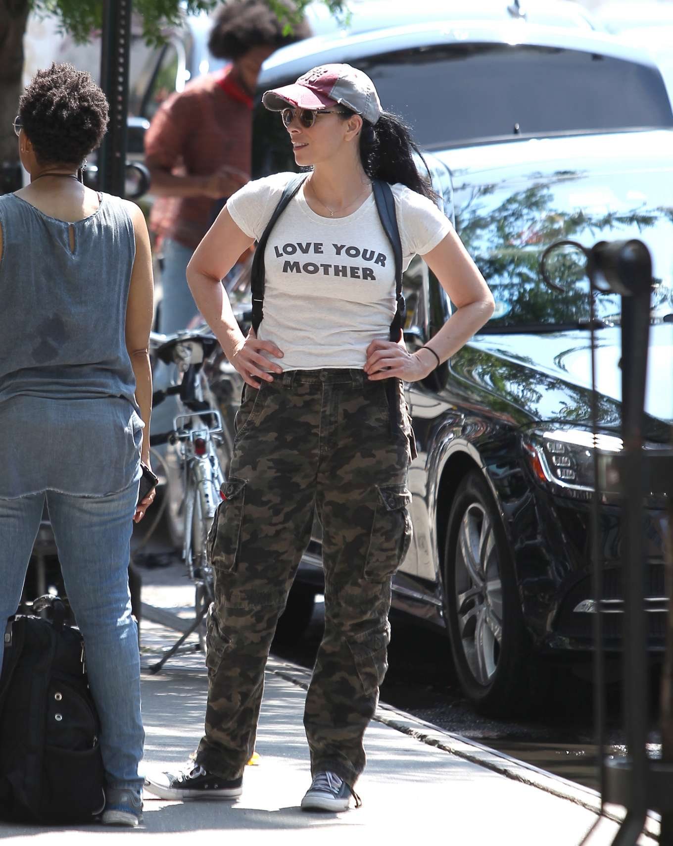 Sarah Silverman - Out in New York