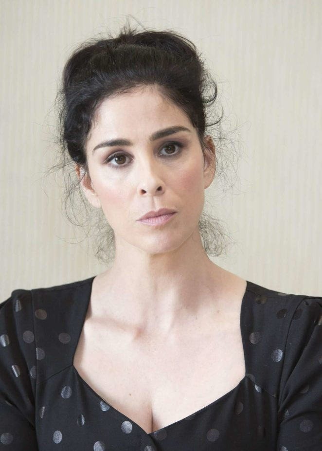 Sarah Silverman - Portrait photoshoot in Hollywood