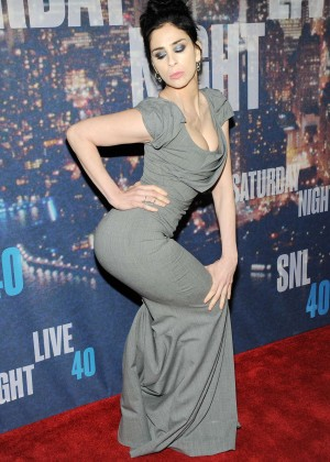 Sarah Silverman - SNL 2015 Anniversary Special in NY