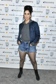 Sarah Silverman - The NRDC Presents 'Night of Comedy' Benefit in NYC
