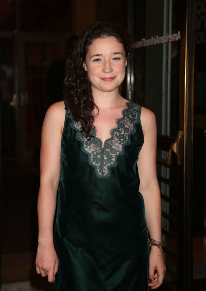 Sarah Steele - Time And The Conways Opening Night in New York