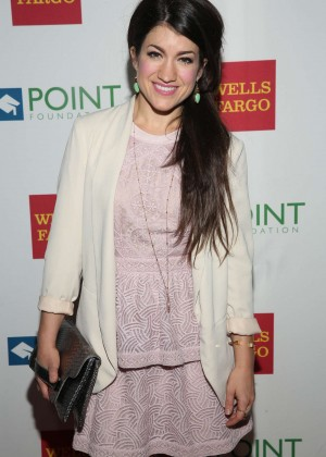 Sarah Stiles - The Point Honors Gala 2016 in New York
