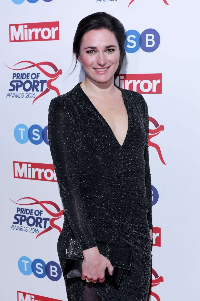 Sarah Storey - Pride of Sports Awards 2016 in London