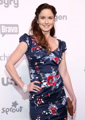 Sarah Wayne Callies - 2015 NBCUniversal Cable Entertainment Upfront in NYC