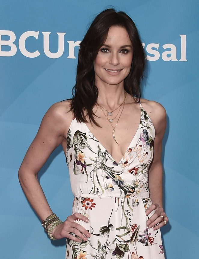 Sarah Wayne Callies - 2018 NBCUniversal Summer Press Day in Universal City