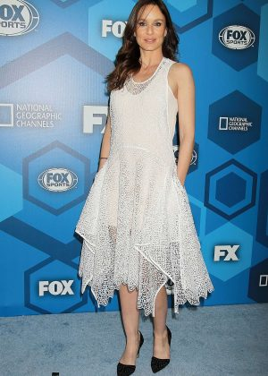 Sarah Wayne Callies - Fox Network 2016 Upfront Presentation in New York