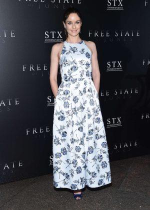 Sarah Wayne Callies - 'Free State of Jones' Premiere in Los Angeles