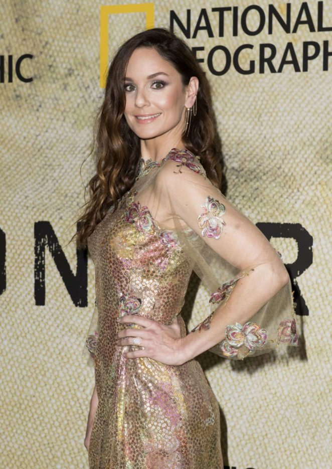 Sarah Wayne Callies - 'The Long Road Home' Premiere in Los Angeles