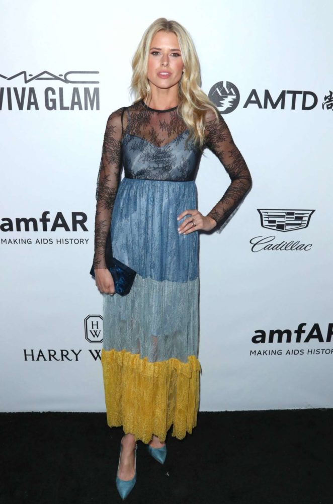 Sarah Wright - amfAR Gala Los Angeles 2017 in Beverly Hills
