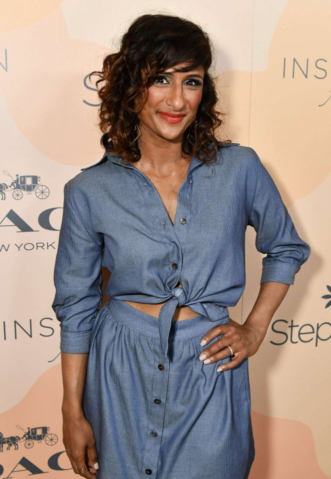 Sarayu Blue - Inspiration Awards 2017 in Los Angeles