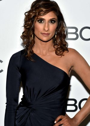 Sarayu Blue - NBC and The Cinema Society Party for The Cast of NBC's 2018-2019 Season in NY