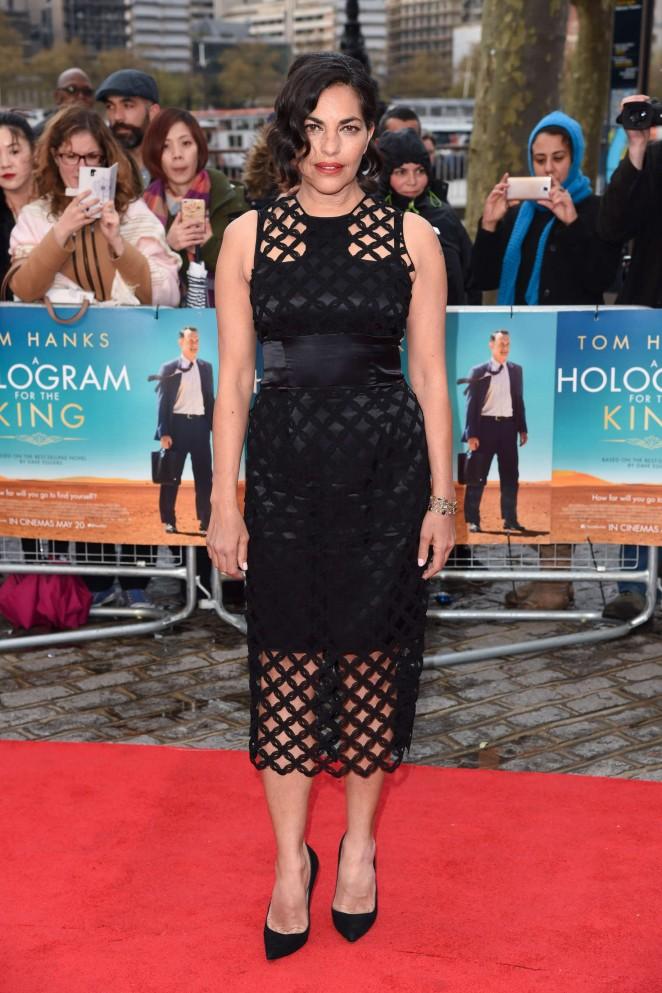 Sarita Choudhury: A Hologram for the King Premiere -02