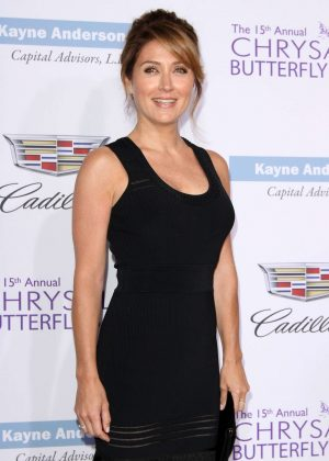 Sasha Alexander - 15th Annual Chrysalis Butterfly Ball in LA