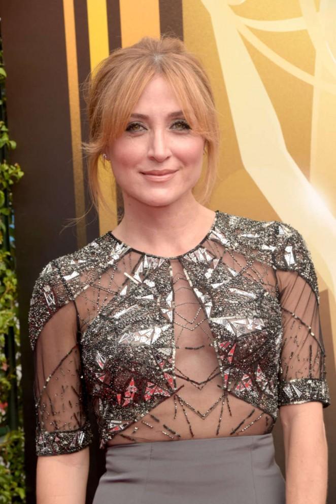 Sasha Alexander 2015 Creative Arts Emmy Awards 02 Gotceleb