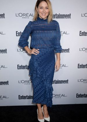 Sasha Alexander - 2016 Entertainment Weekly Pre-Emmy Party in Los Angeles