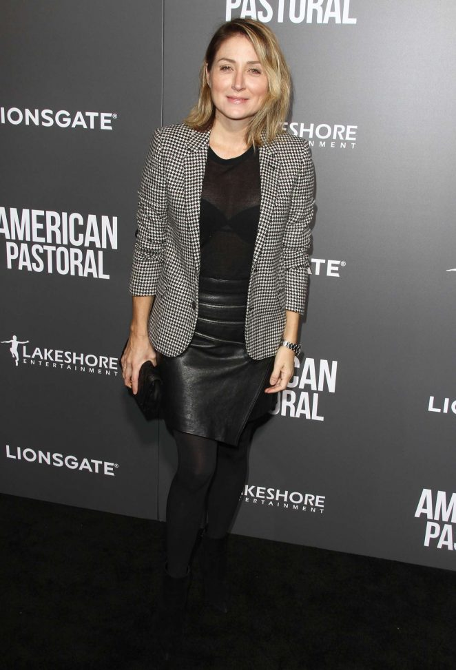 Sasha Alexander - 'American Pastoral' Premiere in Beverly Hills