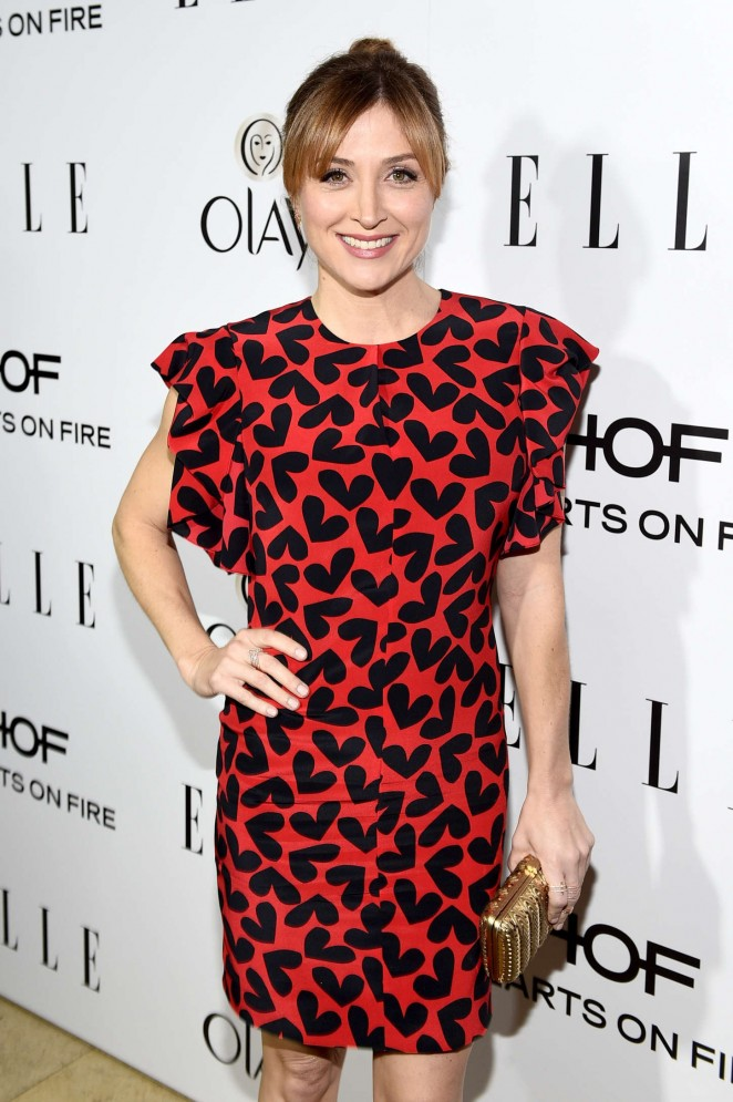 Sasha Alexander - ELLE's Annual Women in Television Celebration 2015