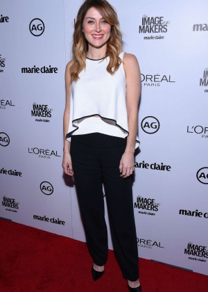 Sasha Alexander - Inaugural Image Maker Awards hosted by Marie Claire in Los Angeles