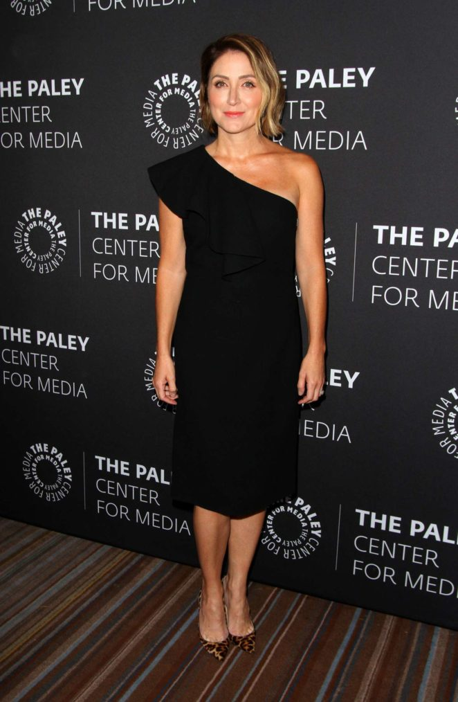 Sasha Alexander: Paley Women in TV Gala in Los Angeles -07