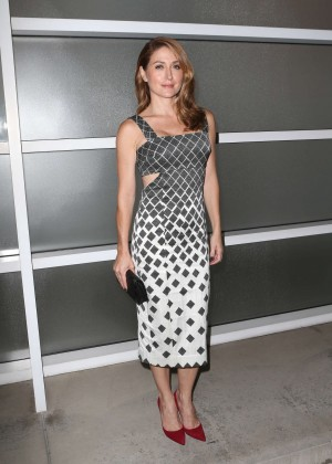 Sasha Alexander - West Coast Launch Of Women's Brain Health Initiative in Beverly Hills