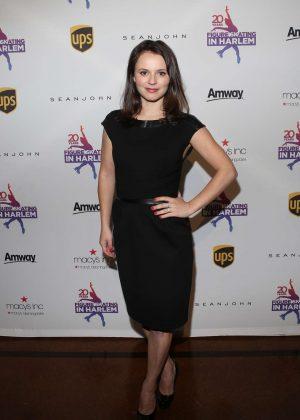 Sasha Cohen - Figure Skating in Harlem Gala in New York