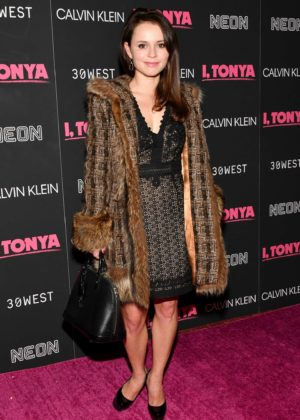 Sasha Cohen - 'I, Tonya' Premiere in New York City