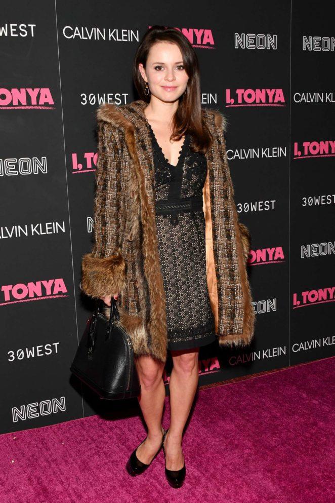 Sasha Cohen – 'I, Tonya' Premiere in New York City