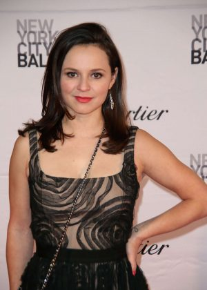 Sasha Cohen - New York City Ballet Spring Gala in NY