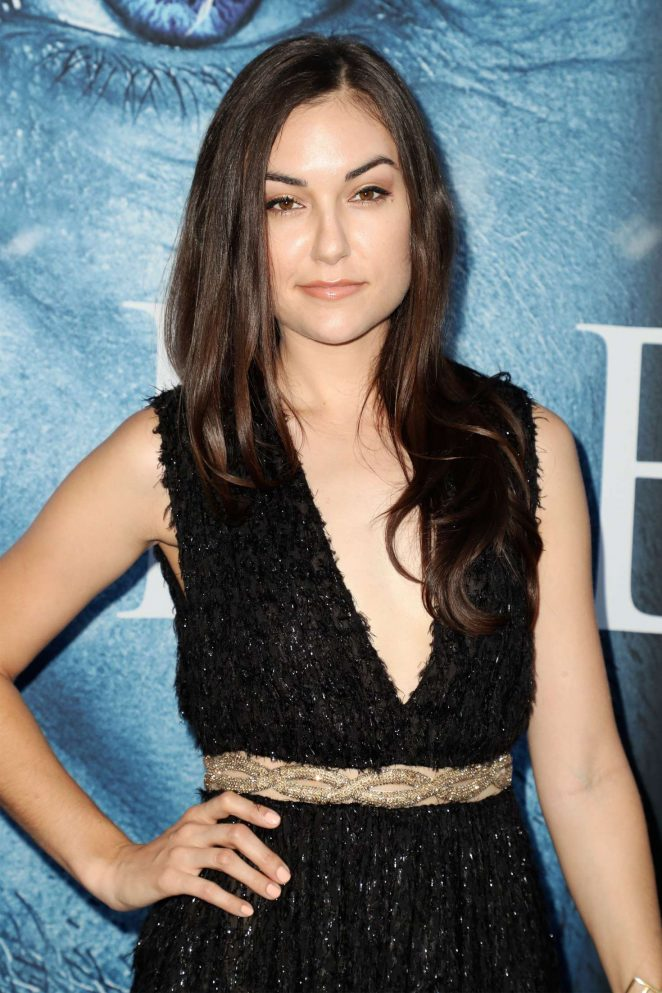 Sasha Grey - 'Game Of Thrones' Season 7 Premiere in Los Angeles