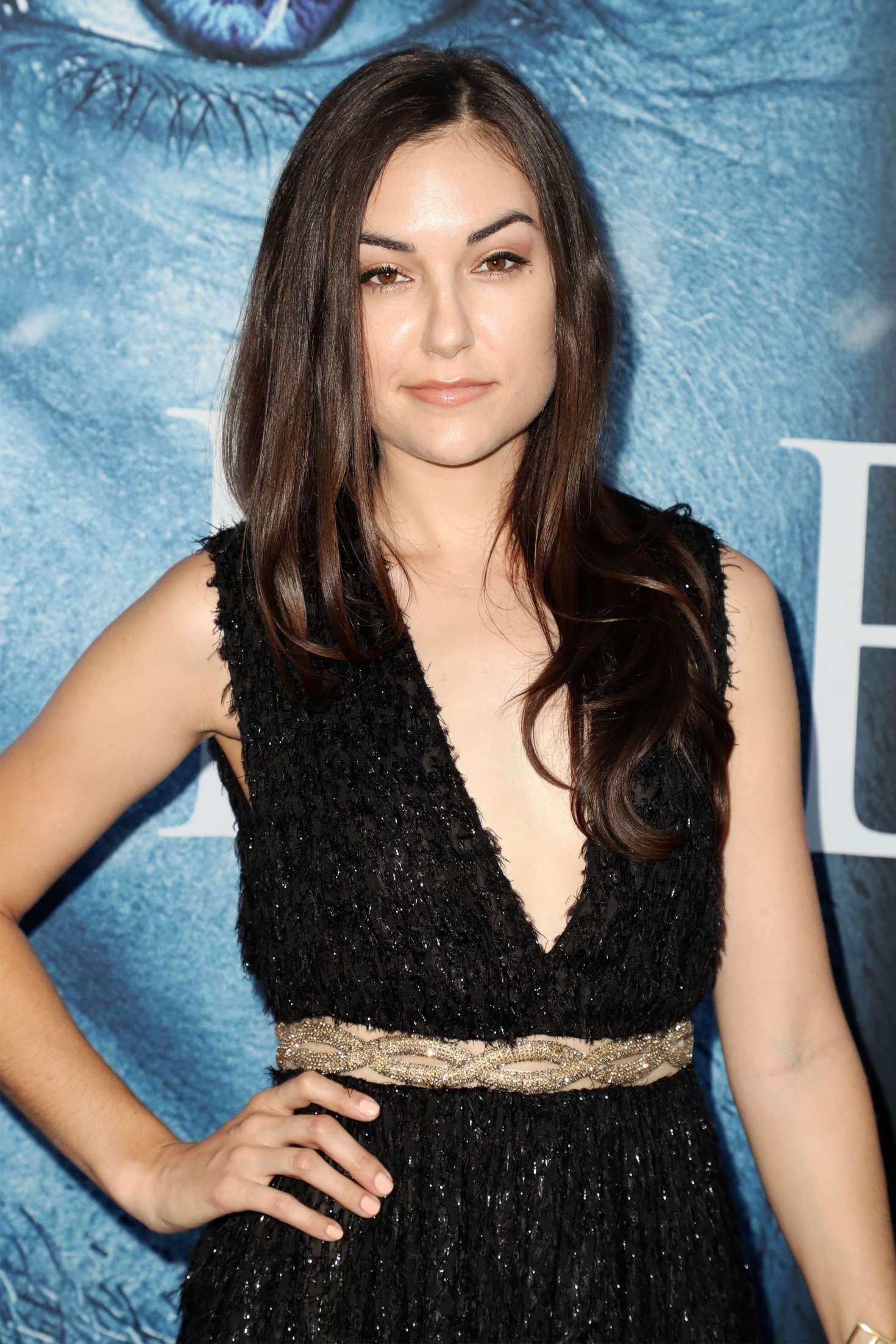Sasha Grey - 'Game Of Thrones' Season 7 Premiere in Los Angeles