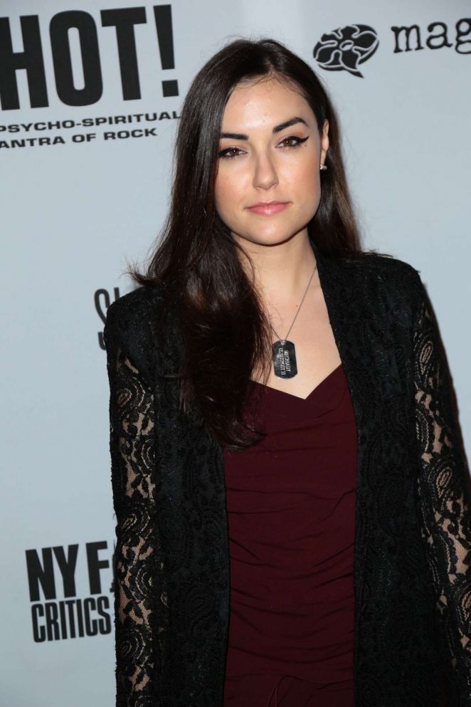 Sasha Grey - 'SHOT the Psycho-Spiritual Mantra of Rock' Premiere in LA