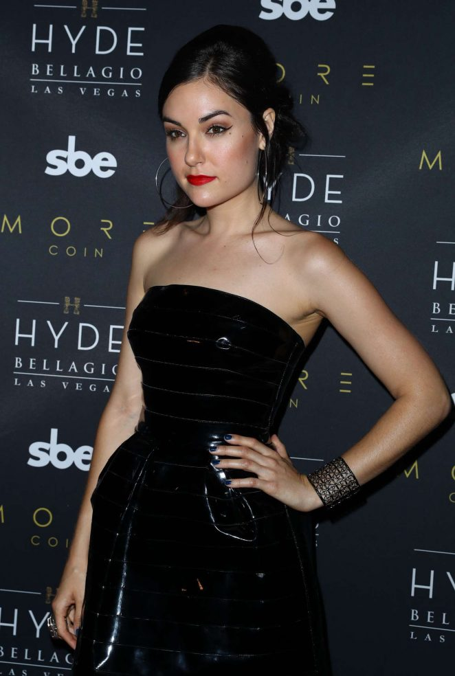 Sasha Grey – 'Stereo Hyde' with electrifying DJ set in Las Vegas