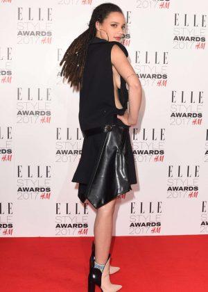 Sasha Lane - 2017 Elle Style Awards in London