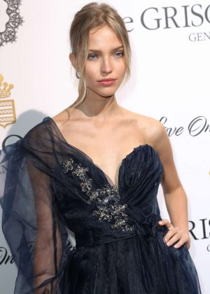 Sasha Luss - De Grisogono Party at 70th Cannes Film Festival in France