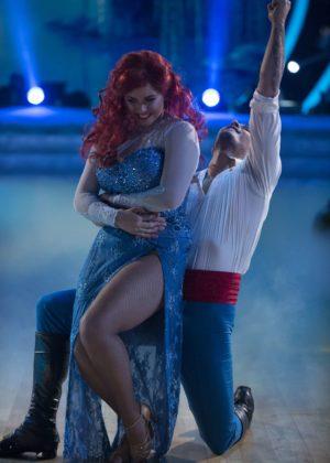 Sasha Pieterse - 'Dancing with the Stars' Season 25 in LA