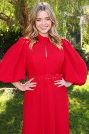 Sasha Pieterse - Hallmark Channel's 'Home & Family' at Universal Studios Hollywood