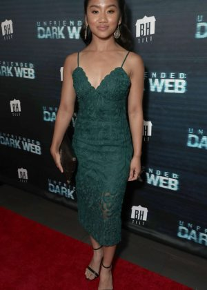 Savira Windyani - 'Unfriended Dark Web' Premiere in Los Angeles