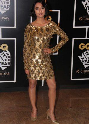 Sayani Gupta - GQ India's Men of the Year Awards 2016 in Mumbai