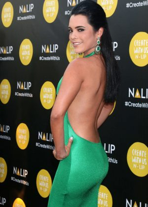 Scarlet Gruber - NALIP 2016 Latino Media Awards in Los Angeles