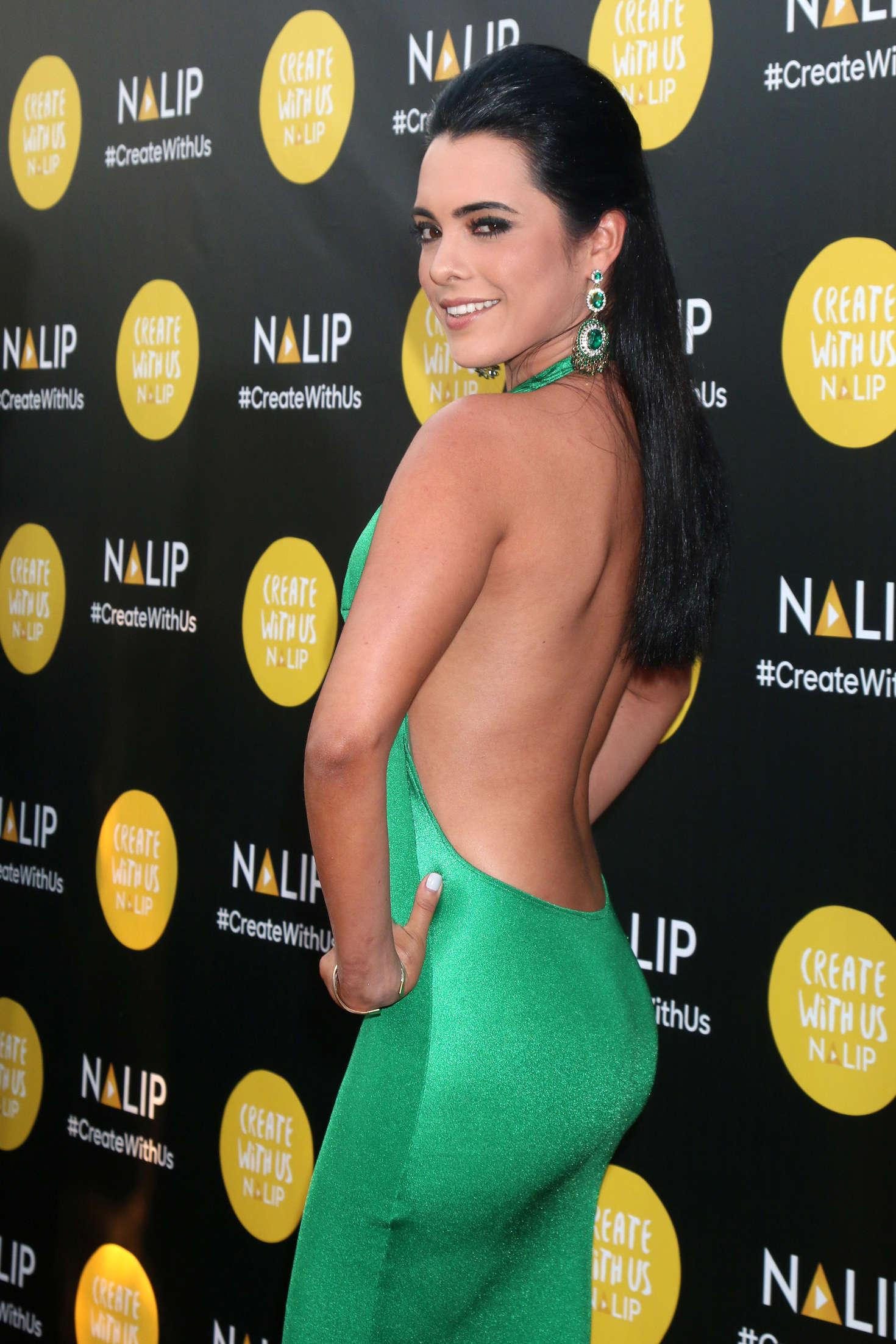 Scarlet Gruber - NALIP 2016 Latino Media Awards in Los Angeles