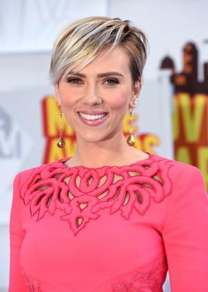 Scarlett Johansson - 2015 MTV Movie Awards in LA