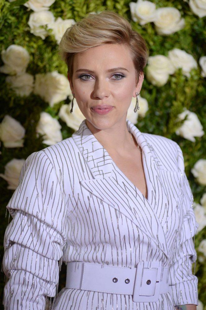 Scarlett Johansson - 2017 Tony Awards in New York City