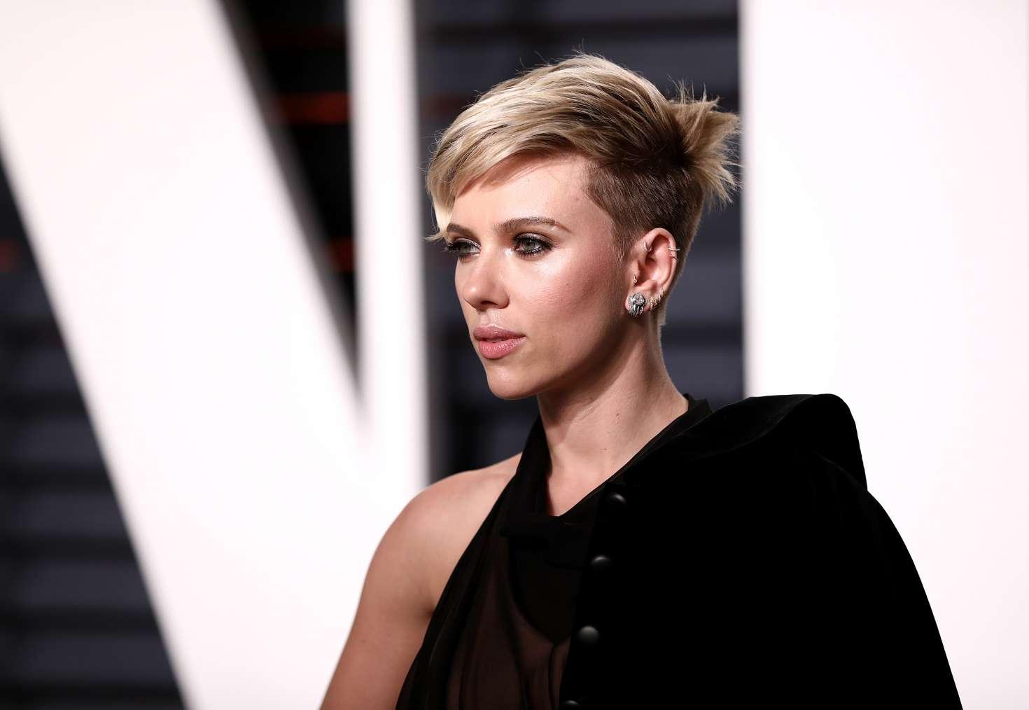 Did not Scarlett johansson vanity fair right! think