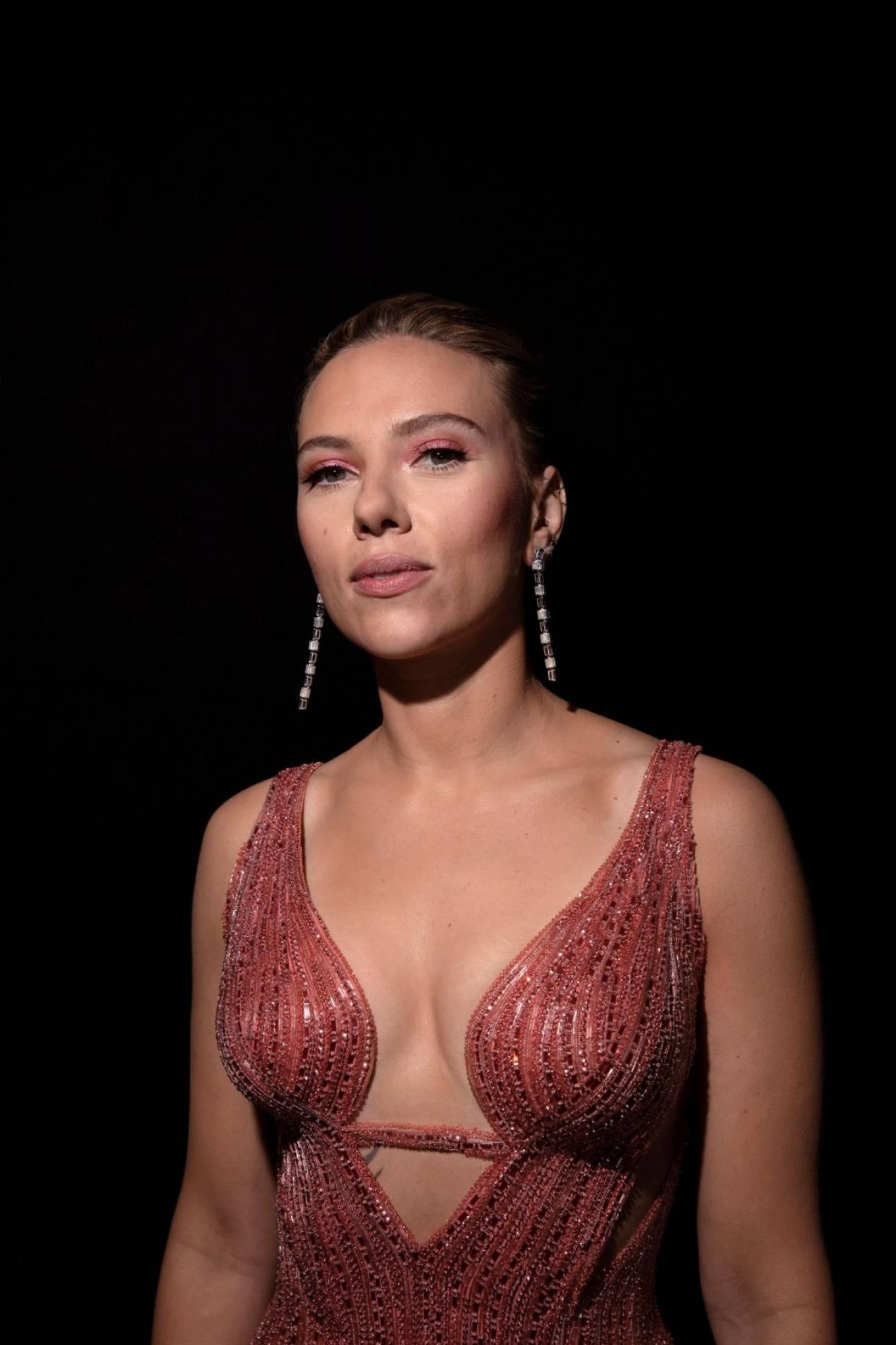 Scarlett Johansson - 2020 Bafta Portraits