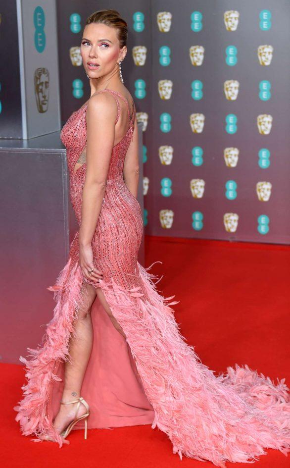 Scarlett Johansson - 2020 British Academy Film Awards in London