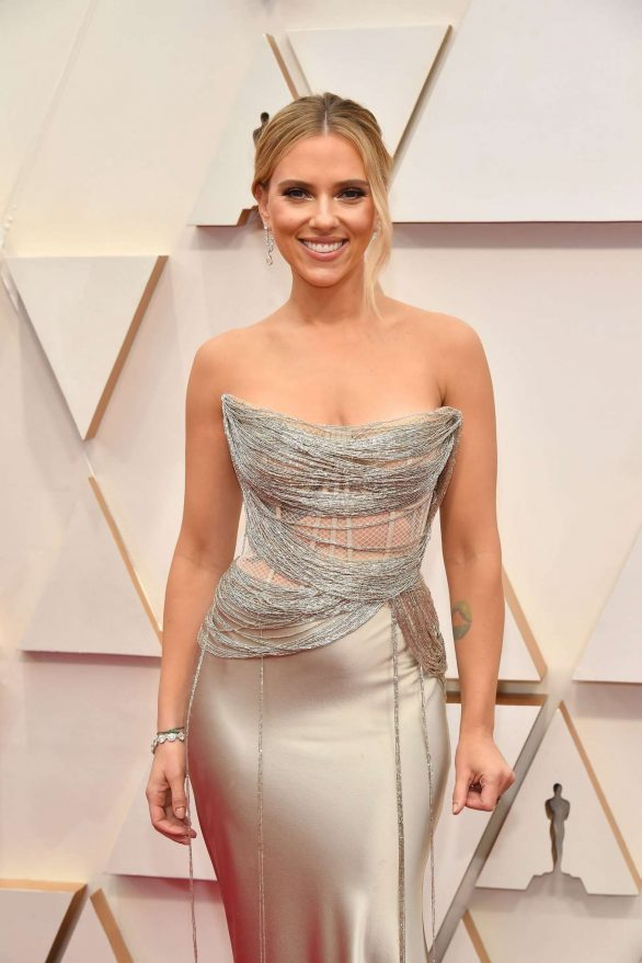 Scarlett Johansson - 2020 Oscars in Los Angeles