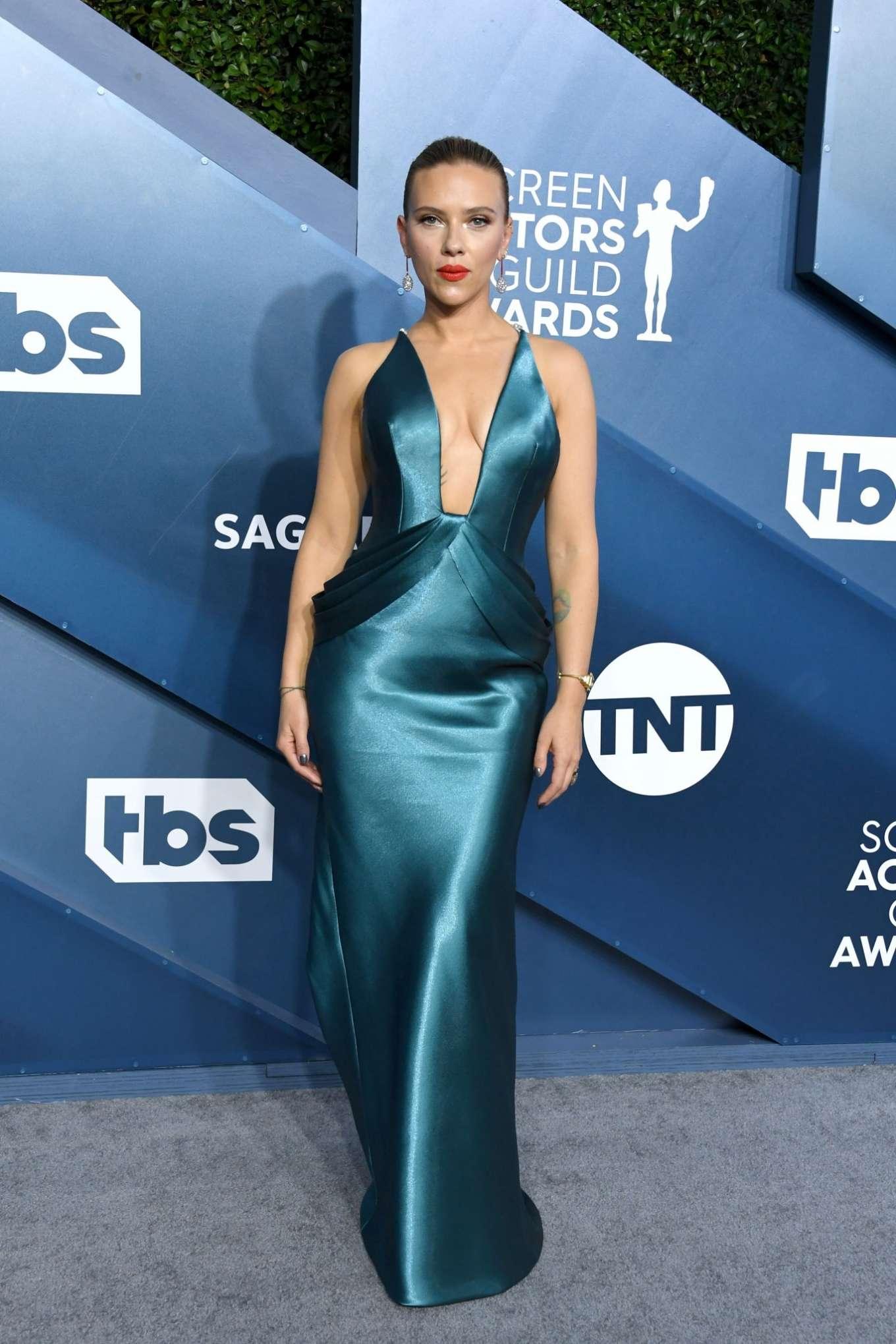 Scarlett Johansson - 2020 Screen Actors Guild Awards-51 ...