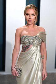 Scarlett Johansson - 2020 Vanity Fair Oscar Party in Beverly Hills